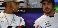Hamilton y Alonso son considerados los mejores pilotos de la parrilla - SoyMotor