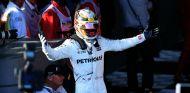 """Hamilton, segundo: """"Hemos sufrido mucho con los neumáticos"""" - SoyMotor"""