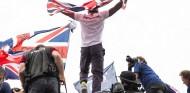 Lewis Hamilton en una imagen del GP de Gran Bretaña F1 2019 - SoyMotor
