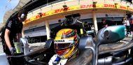 Hamilton terminó segundo en Baréin - SoyMotor