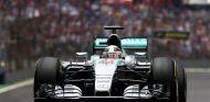 Lewis Hamilton en el Gran Premio de Brasil - LaF1