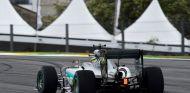 Lewis Hamilton en el GP de Brasil - SoyMotor