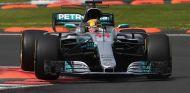 Lewis Hamilton en México - SoyMotor