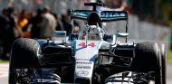 Lewis Hamilton, vencedor en el Gran Premio de Italia - LaF1