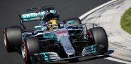 Lewis Hamilton en Hungría - SoyMotor