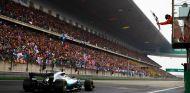 Hamilton ganó el GP de China - SoyMotor