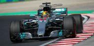 """Hamilton: """"Los neumáticos no están bien equilibrados"""" - SoyMotor.com"""