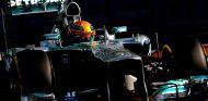 Lewis Hamilton en Abu Dabi - LaF1