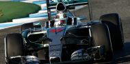 Lewis Hamilton en Jerez - LaF1