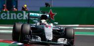 Hamilton en el Autódromo Hermanos Rodríguez - LaF1
