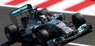 Lewis Hamilton durante el Gran PRemio de España - LaF1