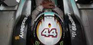 Lewis Hamilton en su Mercedes W06 - LaF1