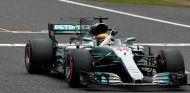 Hamilton, tras lograr la Pole en Suzuka - SoyMotor.com