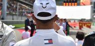 Lewis Hamilton en China - SoyMotor