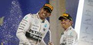 Lewis Hamilton y Nico Rosberg - LaF1