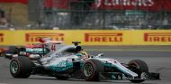 """Hamilton: """"No sé qué va a pasar, pero mi retirada es poco probable"""" - SoyMotor.com"""