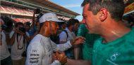 """Rosberg: """"Todo Mercedes apoya a Hamilton, no el 50% como en 2016"""" - SoyMotor.com"""