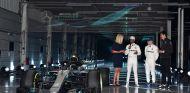 Lewis Hamilton en la presentación del W09 - SoyMotor