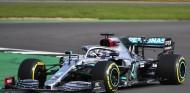 Hamilton, contento con su primera toma de contacto con el W11 - SoyMotor.com