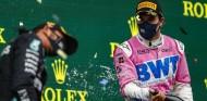 """Hamilton: """"Pérez hará más fuerte a Red Bull, hay que subir el nivel"""" - SoyMotor.com"""