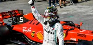 Lewis Hamilton en el GP de Brasil F1 2019 - SoyMotor.com
