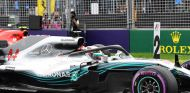Lewis Hamilton en Australia - SoyMotor.com