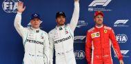 Los tres pilotos más rápidos en la clasificación del GP de España - SoyMotor