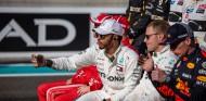 Lewis Hamilton en el GP de Abu Dabi - SoyMotor