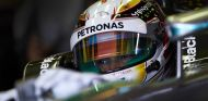 Mercedes contento tras las dos sesiones de libres - LaF1