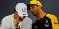Van der Garde predice: Ricciardo, a Mercedes; Hamilton, a Ferrari - SoyMotor.com
