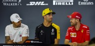 """Ricciardo: """"Quizás Vettel está frustrado, como yo en Red Bull"""" - SoyMotor.com"""