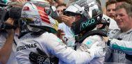 Hamilton y Rosberg en Malasia - LaF1