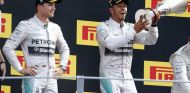 Nico Rosberg y Lewis Hamilton - LaF1