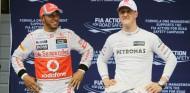 """Allison: """"Hamilton y Schumacher se pusieron a la cola cuando Dios repartió dones"""" - SoyMotor.com"""