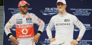 Schumacher trabajaba más duro que Hamilton, según Massa - SoyMotor.com