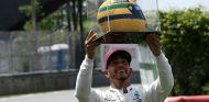 Hamilton tras igualar el número de Poles de Senna en Canadá - SoyMotor.com