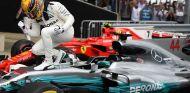 """Hamilton habla en pista: """"Mis rendimientos son insuperables"""" - SoyMotor.com"""