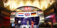 Podio del GP de Singapur 2018 F1 2018 - SoyMotor