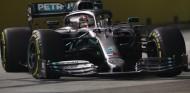 Mercedes en el GP de Singapur F1 2019: Sábado - SoyMotor.com