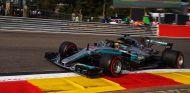 Lewis Hamilton en Spa-Francorchamps - SoyMotor.com