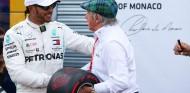 Hamilton no es tan bueno como Fangio o Clark, según Stewart - SoyMotor.com