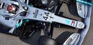 Mercedes ya prueba piezas del paquete aerodinámico de Australia - SoyMotor.com