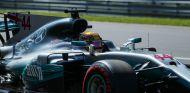 Hamilton en Monza - SoyMotor.com