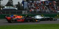 """Hamilton: """"Con Verstappen es más probable chocar, es un imán"""" - SoyMotor.com"""