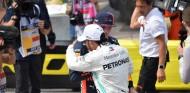 Max Verstappen y Lewis Hamilton en una imagen de archivo - SoyMotor