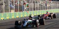 Mercedes y Ferrari, con distintos compuestos para el GP de Austria - SoyMotor.com