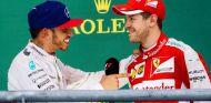 Hamilton pone en duda el talento de Vettel - LaF1