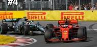 Lewis Hamilton y Sebastian Vettel en el GP de Canadá F1 2019 - SoyMotor.com