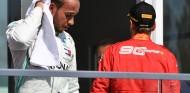 """Hamilton y el incidente con Vettel: """"Hubiera hecho lo mismo"""" - SoyMotor.com"""