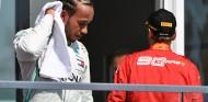 """Hamilton: """"Estaba preocupado por Vettel"""" - SoyMotor.com"""